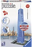 Ravensburger - 3D Puzzle Building Freedom Tower (12562 3)