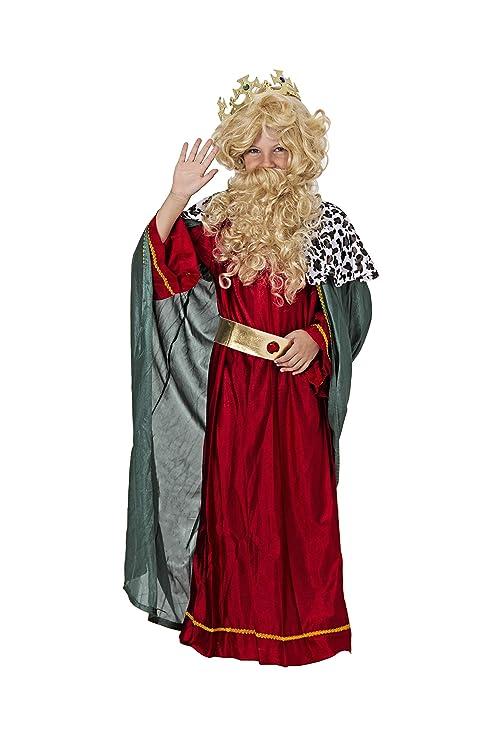 Costumizate! Disfraz de Rey Mago Rubio para niño Talla 10-12 ...