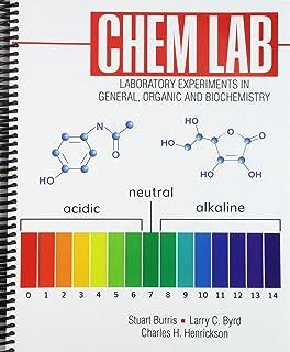 CHEM 0340 Organic Chemistry II Laboratory Manual, 4th Edition