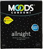 Moods All Night - 20 Condom with Free - 4 Condoms