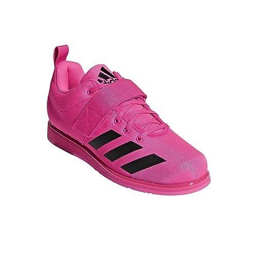 zapatillas adidas hombre rosa