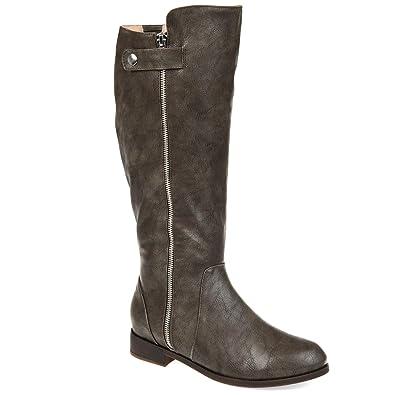 2c9460d340a22 Amazon.com | Journee Collection Comfort Womens Kasim Regular Wide Calf  Extra Wide Calf Boot | Shoes