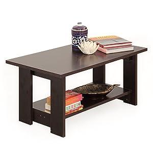 Forzza Loft Coffee Table,Brown