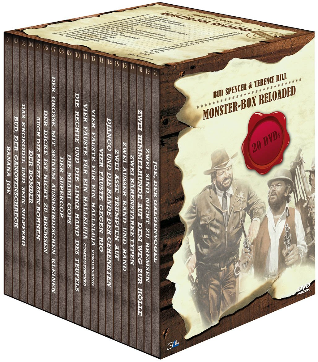 Bud Spencer & Terrence Hill Filmbox