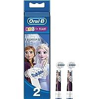Oral-B Stages Power Kids Frozen Ersättare Tandborsthuvuden, Paket med 2