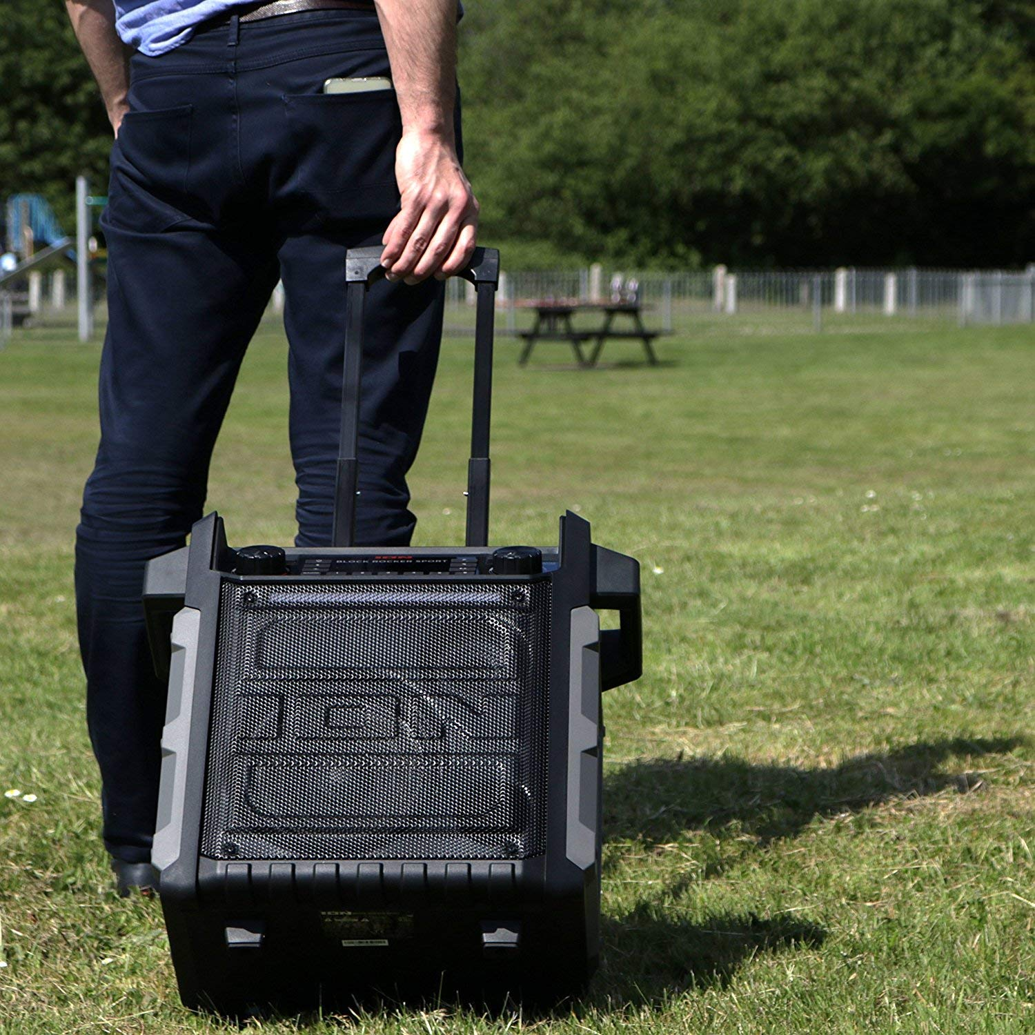 Ion Audio Pathfinder | High Power All-Weather Rechargeable Speaker (Renewed) by Ion (Image #1)