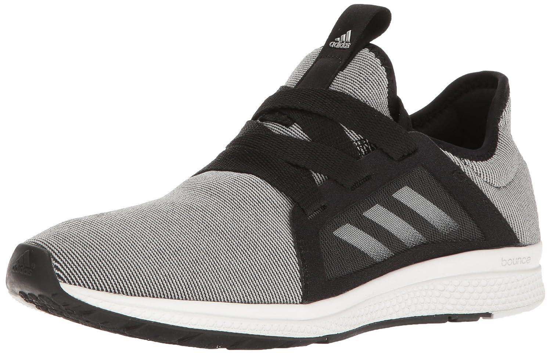 adidas Women's Edge Lux W Running Shoe B01H7WYKRC 6 B(M) US|Black/White/Metallic/Silver