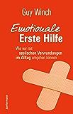 Emotionale Erste Hilfe: Wie wir mit seelischen Verwundungen im Alltag umgehen können (German Edition)