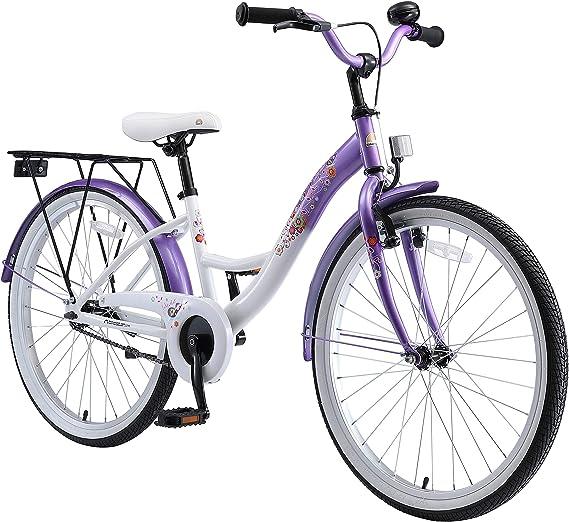 BIKESTAR Bicicleta Infantil para niñas a Partir de 10 años | Bici ...