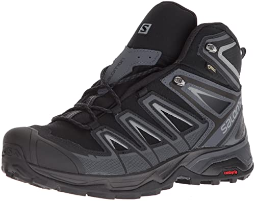 Salomon X Ultra 3 Mid GTX BK India Ink Monument Scarpe da Arrampicata Alta  Uomo  MainApps  Amazon.it  Scarpe e borse 82b89efe894