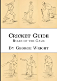Cricket Guide (English Edition)