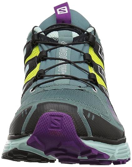 SALOMON DAMEN X MISSION 3 W Trailrunning Schuhe Größe 40 NEU
