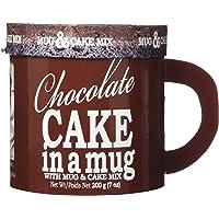 Gourmet du Village Chocolate Cake in A Mug ( Gift Set ), 7 oz