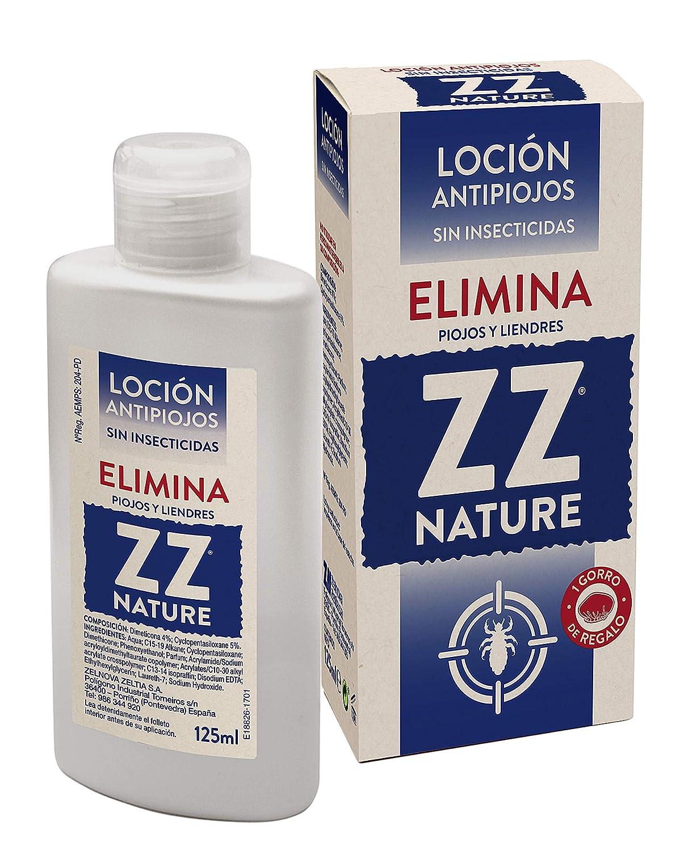 ZZ Loción Antipiojos sin Insecticidas - 2 Paquetes de 2 Piezas