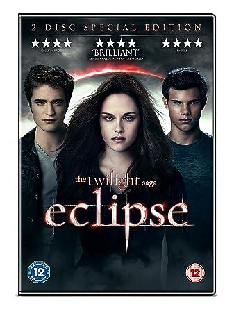 Twilight Saga: Eclipse - 2 Disc Ulti: Summit Edizione: Regno Unito ...