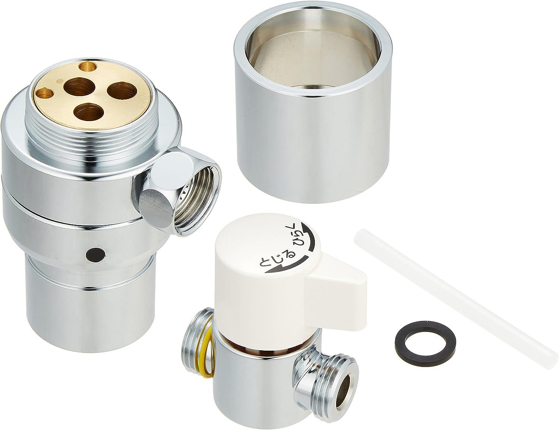 SANEI シングル混合栓用分岐アダプター SANEI用 B98-AU3