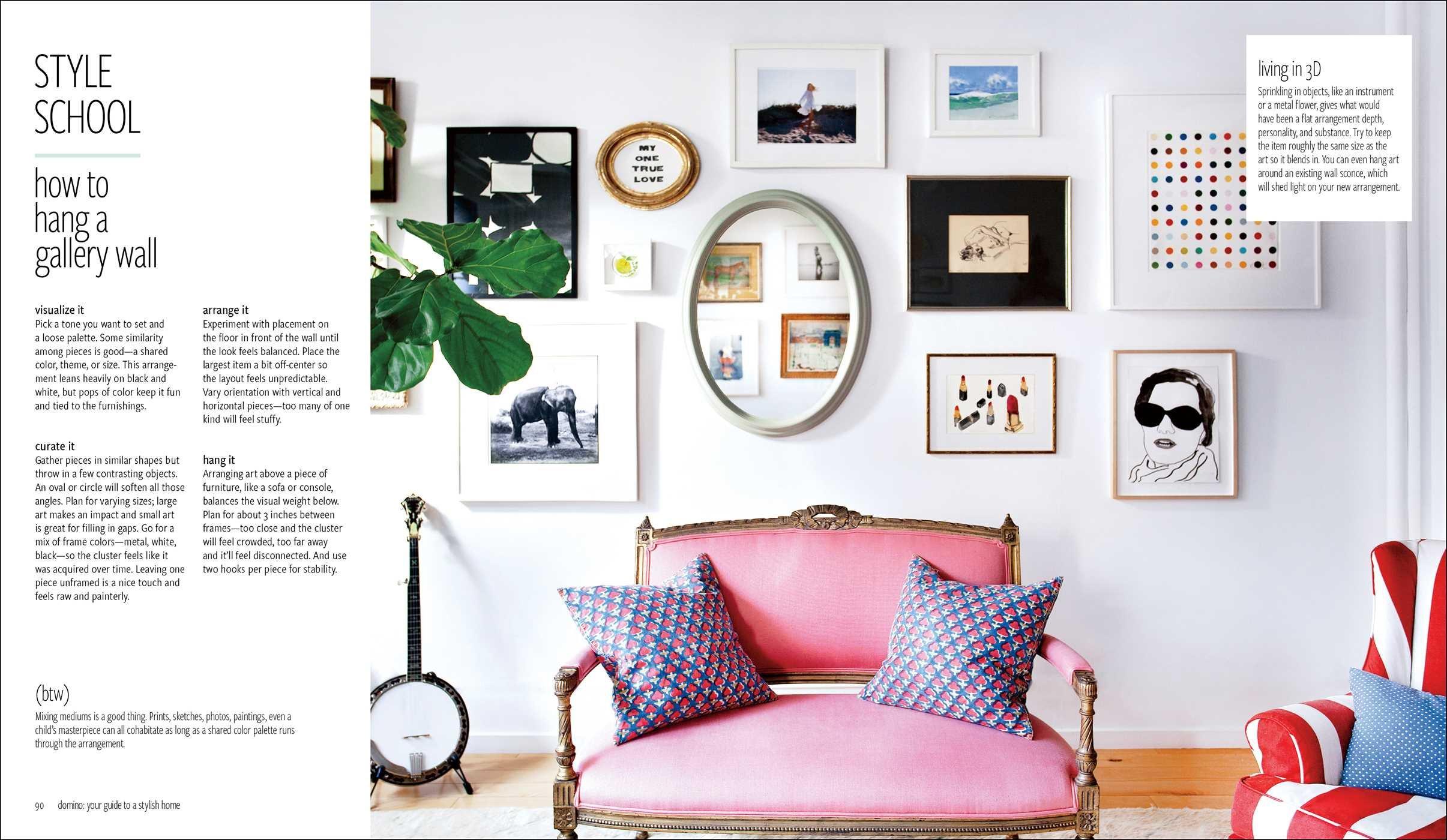 Domino Your Guide To A Stylish Home DOMINO Books Editors Of 9781501151873 Amazon