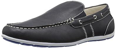 GBX Men's Ludlam Slip-on Loafer, Navy, ...