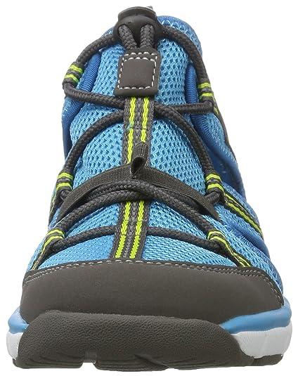 Superfit Schnürer Lumis, Farbe: blau: Schuhe & Handtaschen