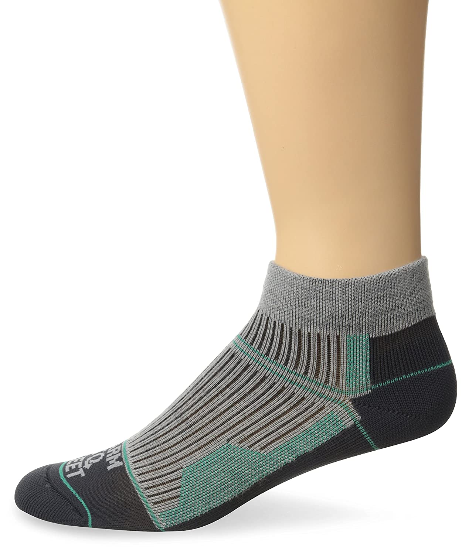 Farm to Feet Women's Asheville Lightweight 1/4 Crew Socks