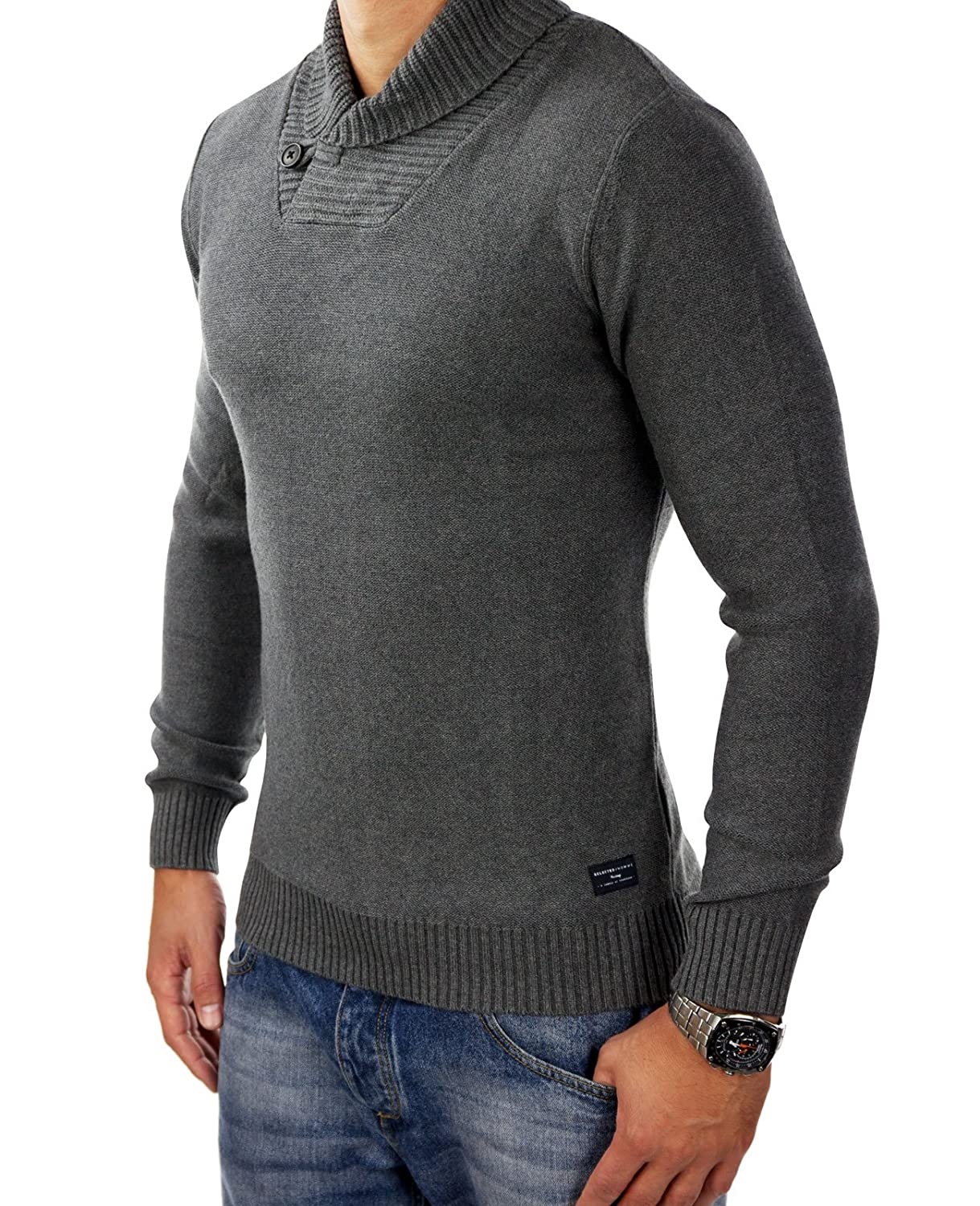 SELECTED HOMME Men's Jumper