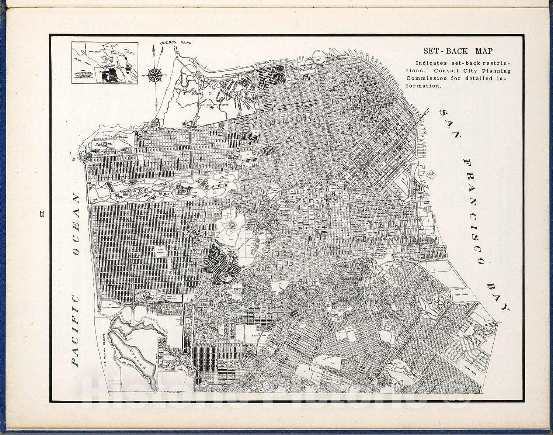 Amazon.com: Historic Map - Set-back Map, San Francisco, 1948 ... on columbia zoning map, east grand rapids zoning map, merced zoning map, hamburg zoning map, los angeles city zoning map, saint petersburg zoning map, lawrence zoning map, geneva zoning map, ithaca zoning map, kingston zoning map, orange county zoning map, davenport zoning map, fargo zoning map, sitka zoning map, pennsylvania zoning map, jackson zoning map, hartford zoning map, aspen zoning map, illinois zoning map, los angles zoning map,