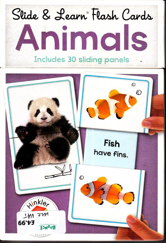 Download Building Blocks Slide & Learn Flashcards Animals (UK Eng) pdf