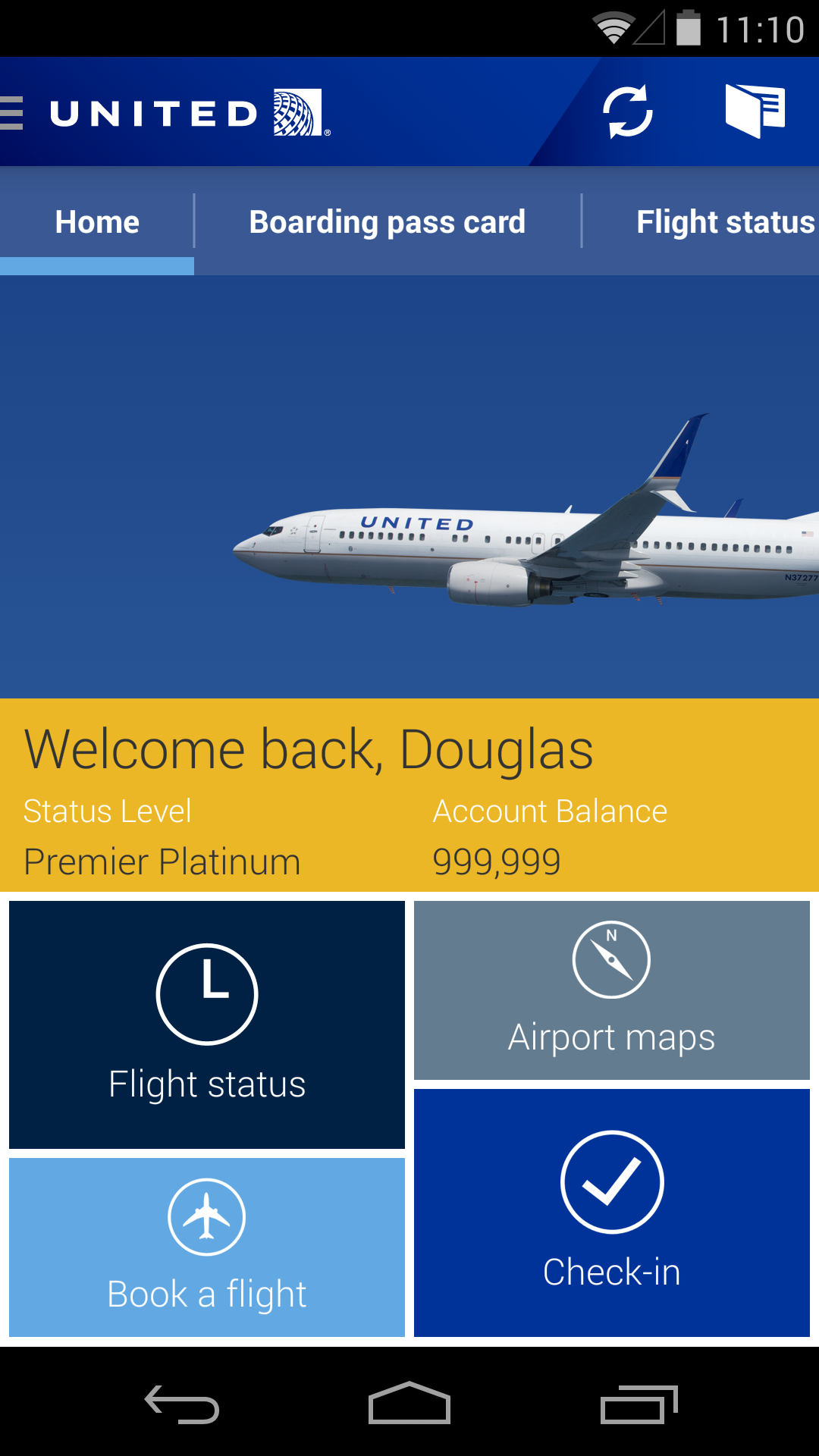 Amazon Com United Airlines Appstore For Android