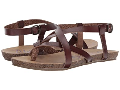 8c45ca7b0 Image Unavailable. Image not available for. Color  Blowfish Women s Granola  Fisherman Sandal
