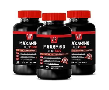 Amazon.com: MAXAMINO Plus 1200 - Fomento de crecimiento ...