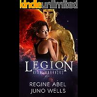 Legion (Xian Warriors Book 1)