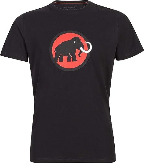 X-Large Black Prt3 Mammut Mens Logo T-Shirt