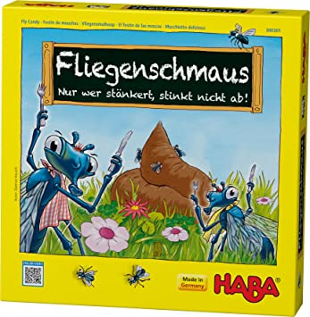 HABA 300301 - Juego de Mesa Infantil en alemán: Keusch, Dietmar ...