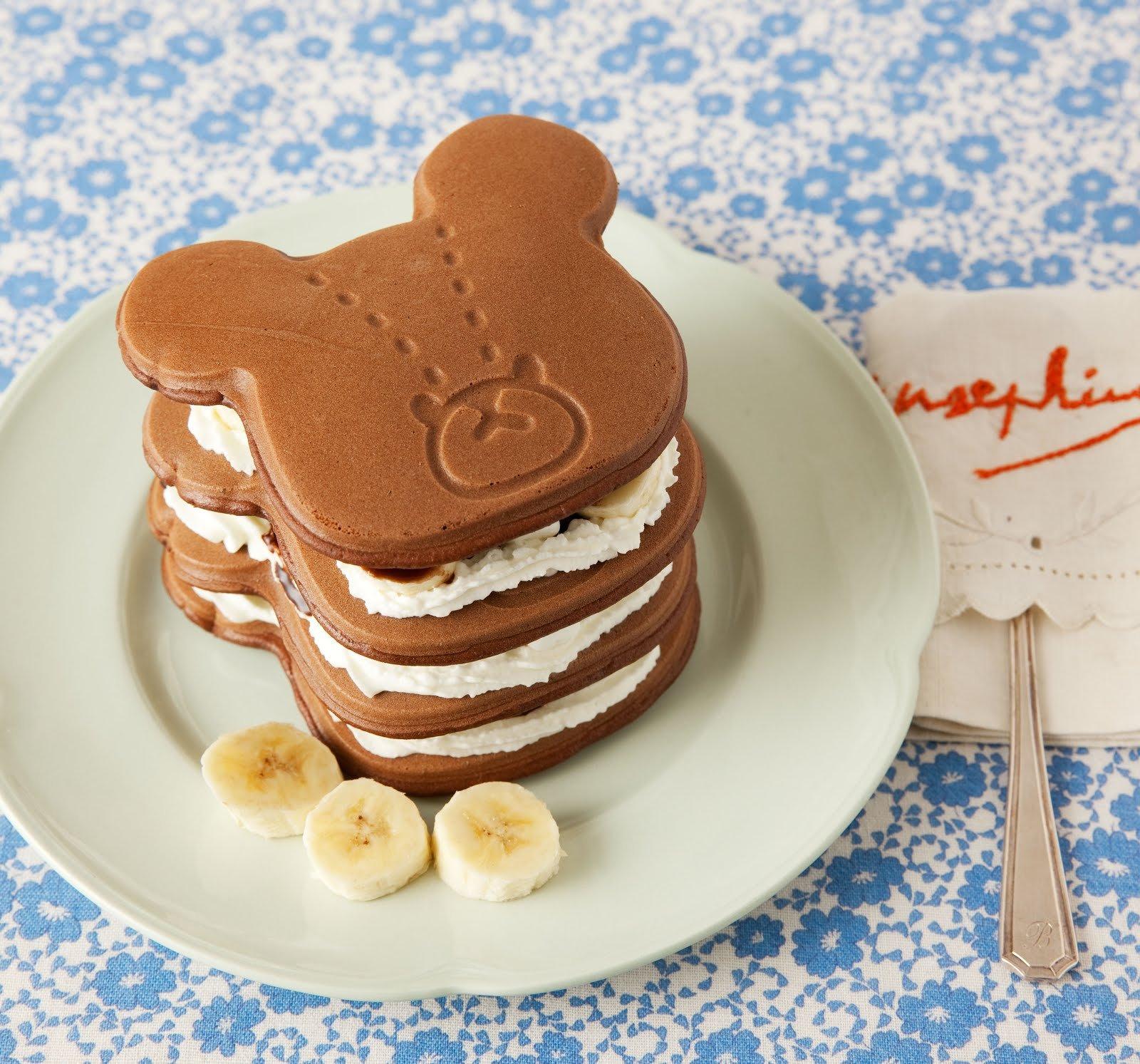 ジャッキーの大好き パンケーキbook くまのがっこう くまのがっこう ジャッキーの大好き パンケーキbook 集英社女性誌企画編集部 本 通販 Amazon