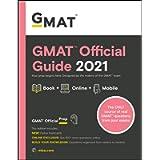 GMAT Official Guide 2021, Book + Online Question Bank