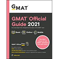 GMAT Official Guide 2021: Book + Online Question Bank