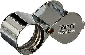 SE MJ3921C-30X Professional 30x 21mm Triplet Jeweler's Loupe