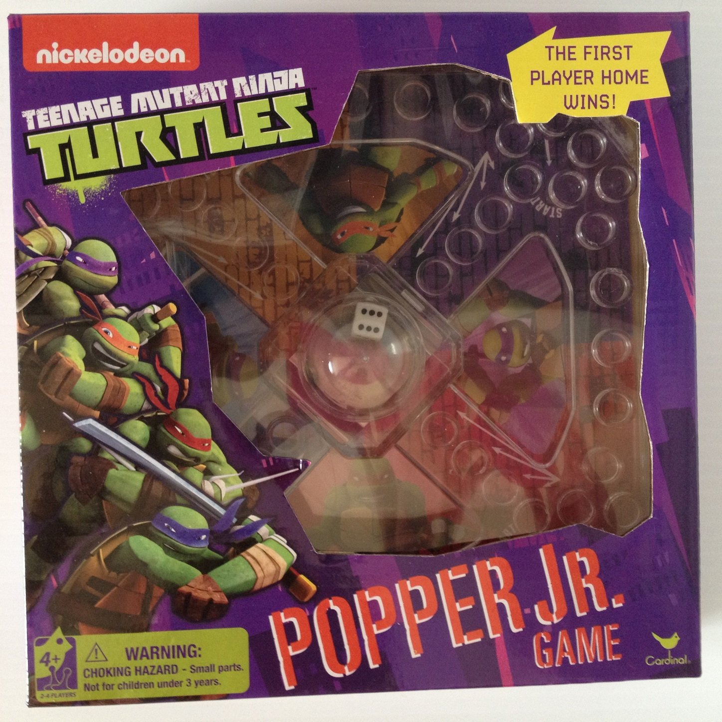 Nickelodeon Teenage Mutant Ninja Turtles Popper Jr Game Nick Jr ...