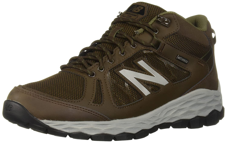 New Balance Men's 14507 Fresh Foam Walking Shoe 12 W US|Brown