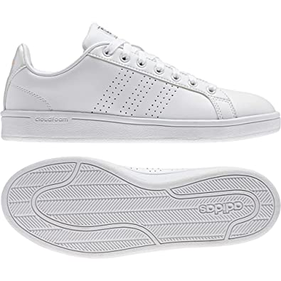 adidas Cloudfoam Advantage Clean W, Chaussures de ...