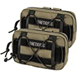 OneTigris EDC Horizontal MOLLE Pouch for Tool Treat Med