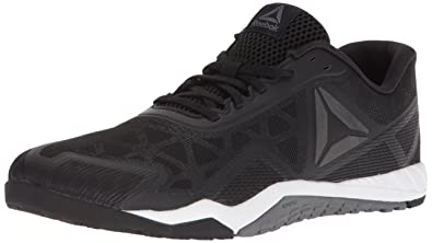 Reebok Men s ROS Workout TR 2.0 Sneaker Black Alloy White 6.5 ... aa1b59643