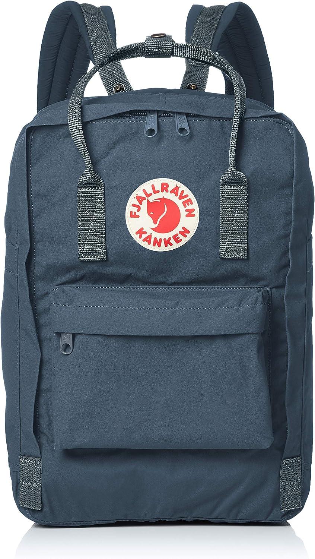 """Fjallraven - Unisex Kånken 15"""" Backpack, Size: O/S, Color: Graphite"""