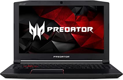 Acer Predator Helios 300 Gaming Laptop 15 6 Full Hd Ips Intel I7 Cpu 16gb Ddr4 Ram 256gb Ssd Geforce Gtx 1060 6gb Vr Ready Red Backlit Kb
