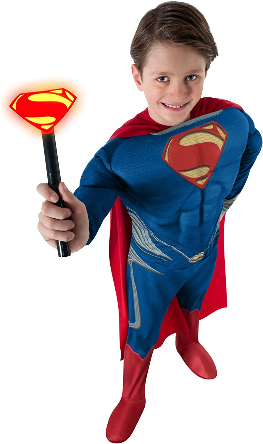 Rubies Superman Man of Steel Trick-or-Treat Pail