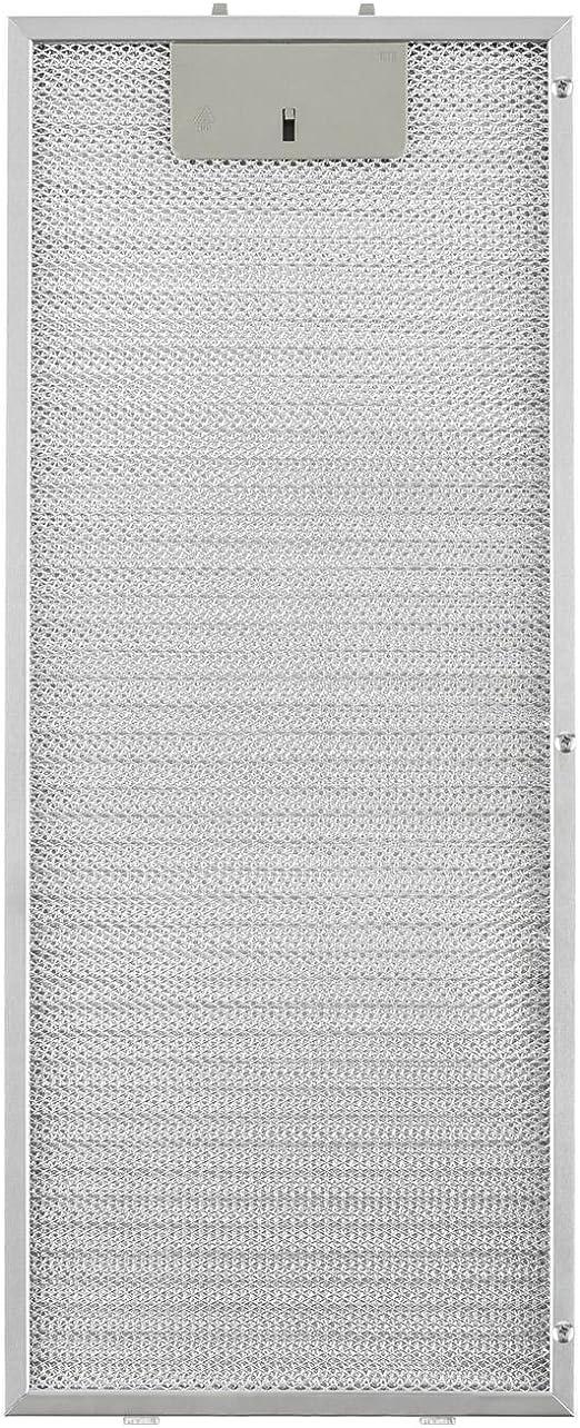 Klarstein Repuesto de filtro de grasa de aluminio 21 x 50 cm (adecuado para campanas extractoras Klarstein): Amazon.es: Hogar