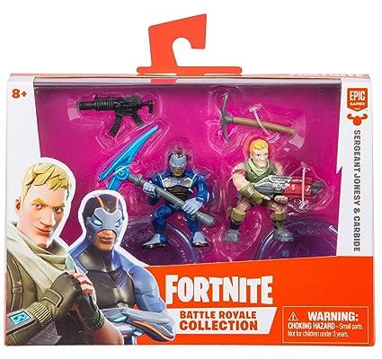 Amazon Com Fortnite Battle Royale Collection Carbide Sergeant