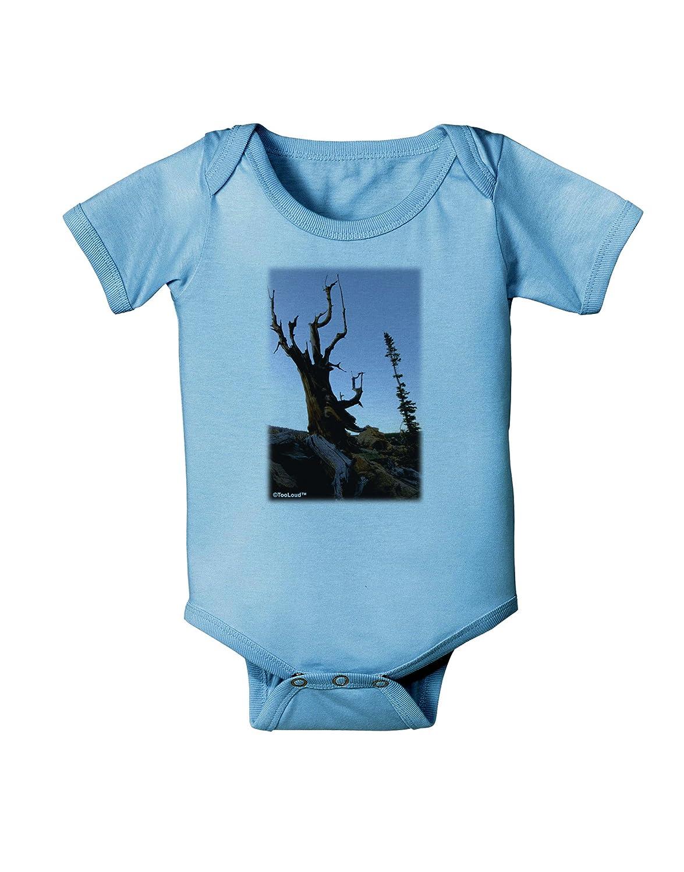 TooLoud Colorado Mountain Scenery Baby Romper Bodysuit
