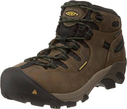 keen utility men's detroit mid steel toe