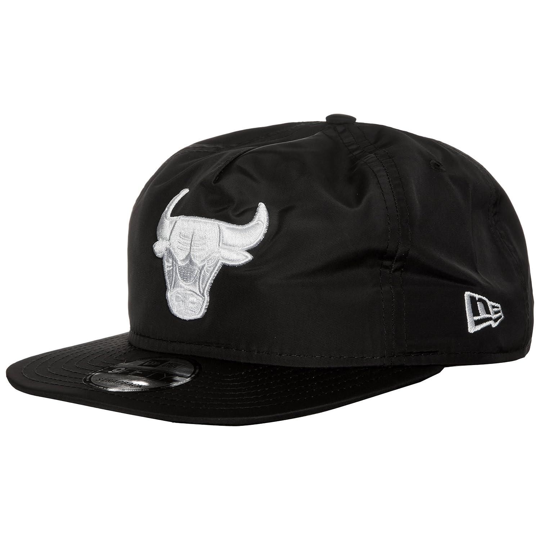 A NEW ERA Chicago Bulls Premium Sport 9fifty White Strapback